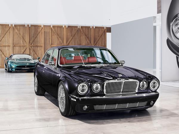 jaguar 39 greatest hits 39 xj geneva 2018 pistonheads. Black Bedroom Furniture Sets. Home Design Ideas
