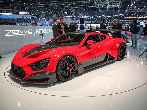7cbbb52949d4 Back when PH drove the Zenvo TS1 GT at the end of last year