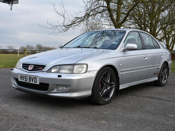 shed of the week honda accord type r pistonheads. Black Bedroom Furniture Sets. Home Design Ideas