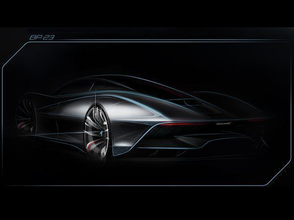 391km/h, 3 seats: McLaren F1's successor is coming