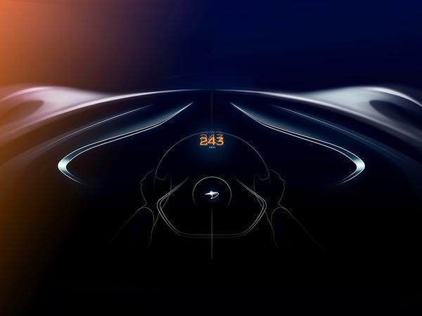 McLaren BP23 'Hyper GT' will beat F1's 243-mph top speed