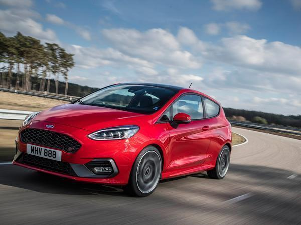 These Are the Ford Fiesta ST Upgrades We'll Never Get