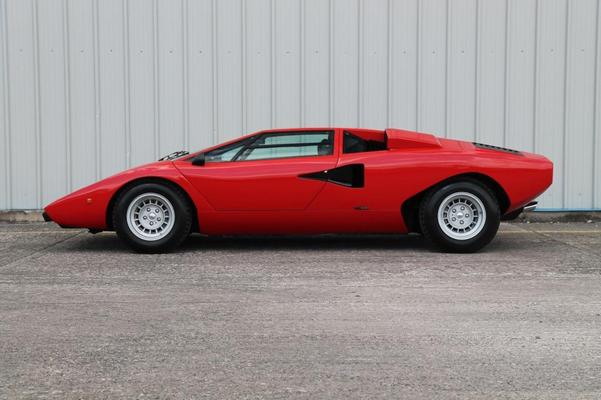 Showpiece Of The Week Lamborghini Countach Pistonheads