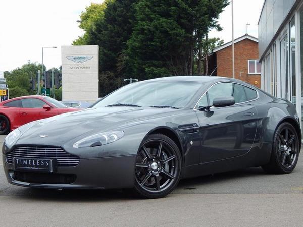 Aston Martin V Vantage PH Carpool PistonHeads - Aston martin vantage maintenance