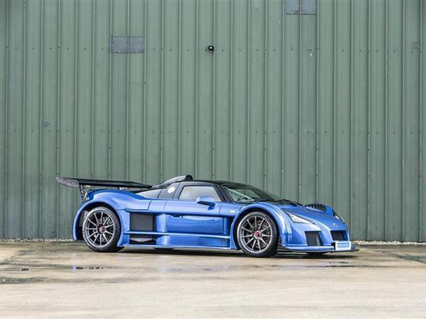 Gumpert Apollo S: Spotted | PistonHeads