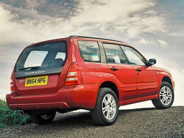 Subaru Forester (SG): PH Used Buying Guide | PistonHeads