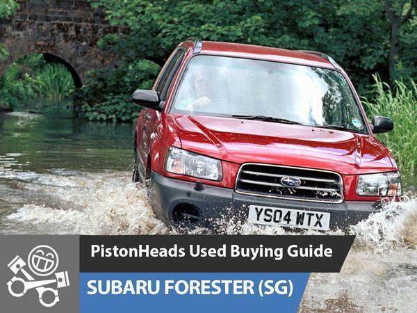 Subaru Forester Sg Ph Used Buying Guide Pistonheads