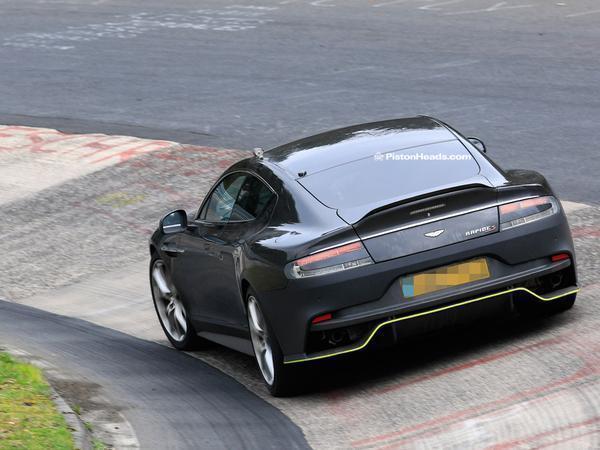 Aston Martin Rapide Amr Spied Pistonheads