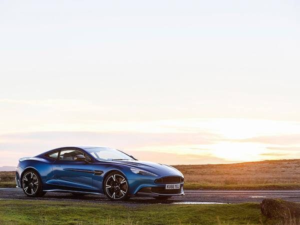 Aston Martin is bringing their iconic name back!