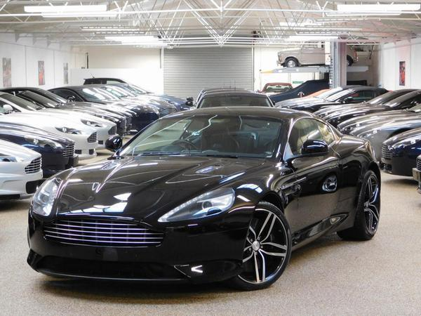 re: aston martin virage: spotted - page 1 - general gassing