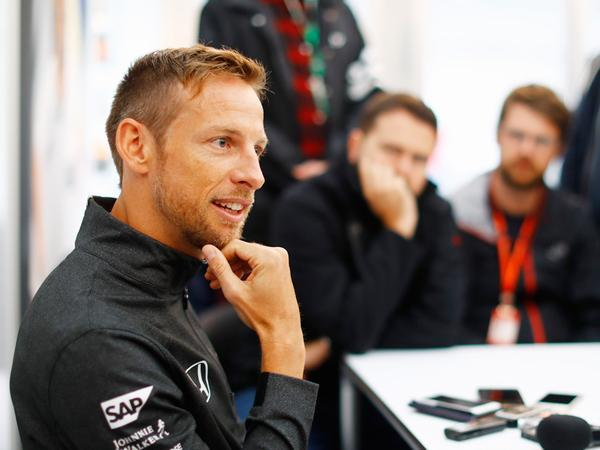 Button Confirmed For Le Mans Debut With SMP Racing