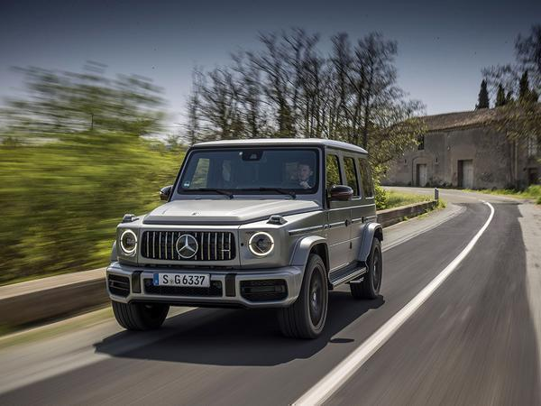 2018 Mercedes Amg G63 Driven Pistonheads