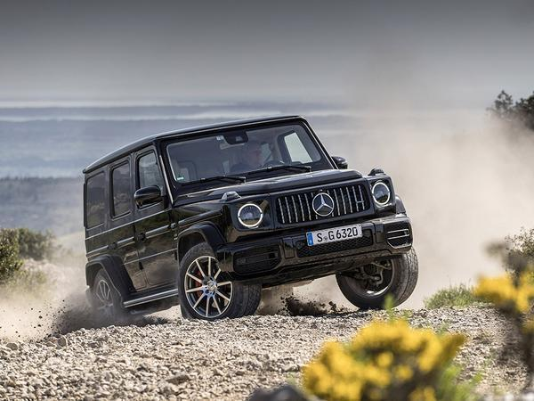 RE: 2018 Mercedes-AMG G63: Driven - Page 1 - General Gassing