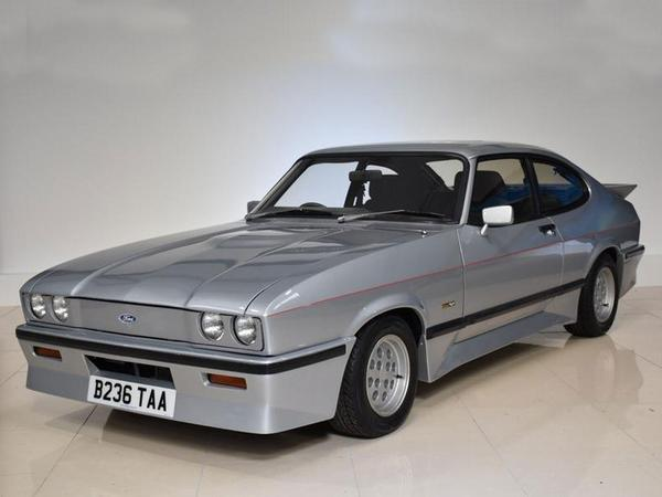 tickford ford capri: spotted | pistonheads
