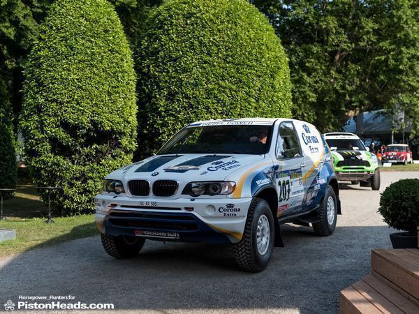 BMW X5 Dakar
