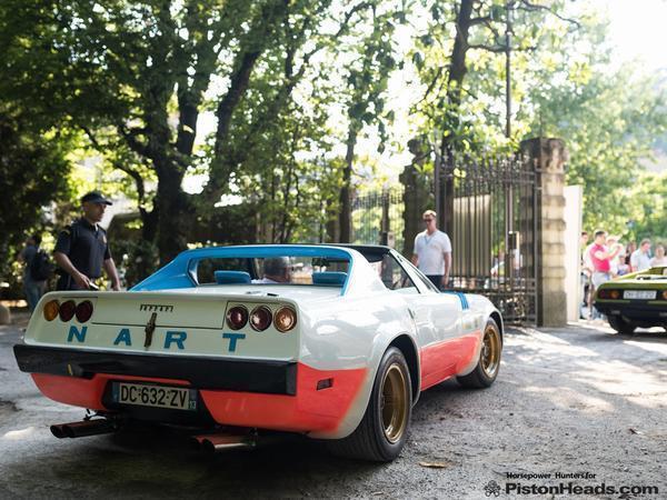 Ferrari 365 GTS4 NART Spyder