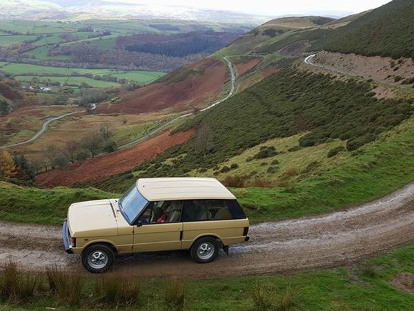 Tesla powered Range Rover | PistonHeads