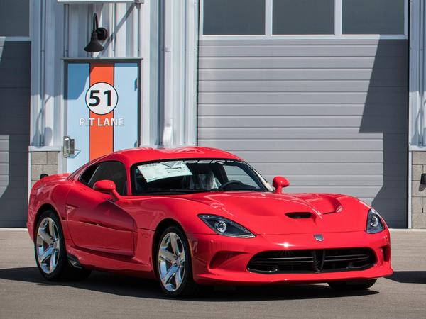 Last off the line Viper and Demon go to auction