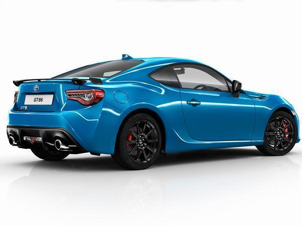 Toyota GT86 'Blue Edition' launched | PistonHeads