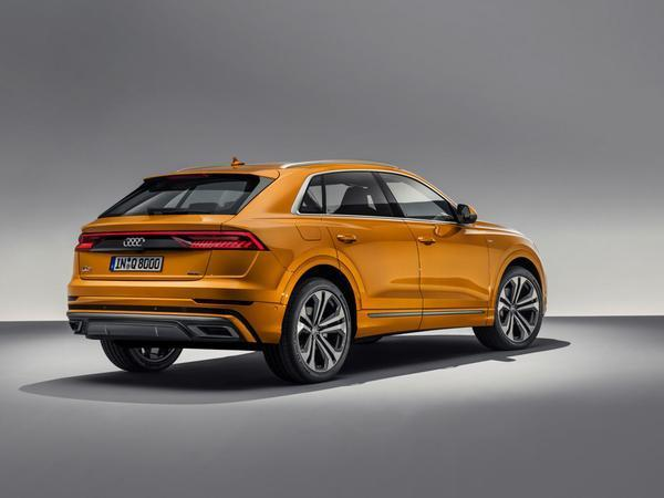 Audi introduces 2019 Q8 flagship SUV