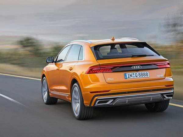 Audi Q8 debuts as the flagship of the Q family
