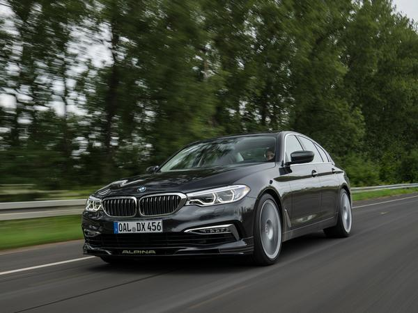 Alpina D5 S Now Available In The Uk Pistonheads