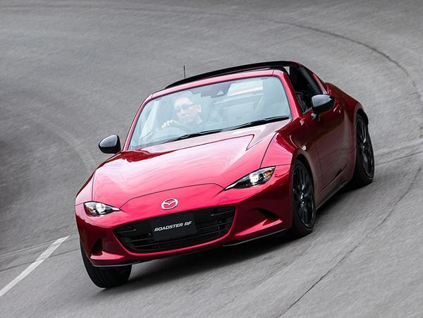 Report confirms Mazda Miata update with 181 hp, higher redline