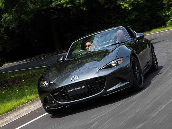 Updated Mazda MX-5 set to feature 181bhp