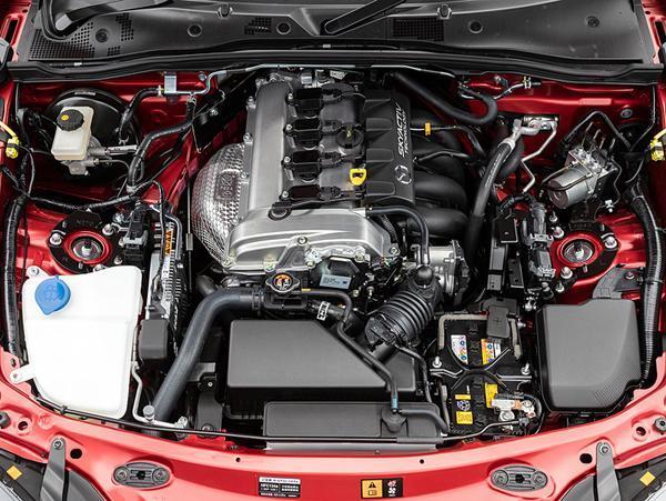 Report confirms Mazda Miata update with 181 hp, higher redline
