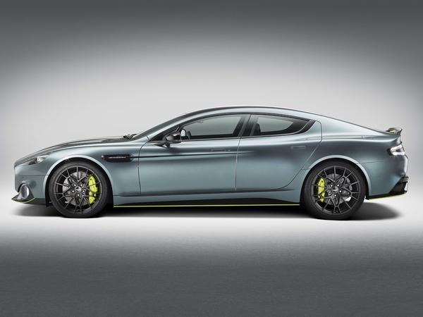 Rapide AMR Gets More Power, Cool Stripe