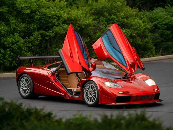 Lm Spec Mclaren F1 For Sale At Rm Sotheby S Pistonheads