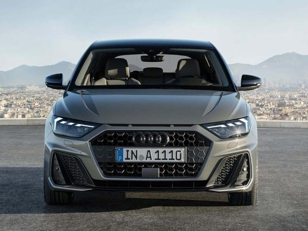 Audi boasted a new hatchback