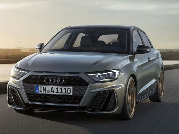 New Audi A1 gets sportier appearance