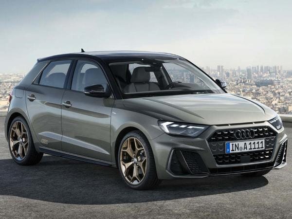 Audi A1 Sportback revealed with an aggressive new look