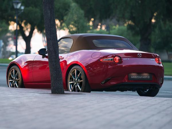 Mazda MX-5 to get 15% power hike and more safety kit