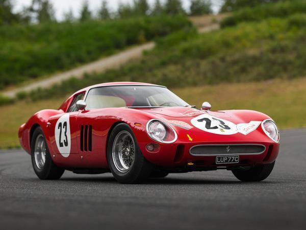 Ferrari 250 Gto Expected To Fetch 45m At Auction Pistonheads