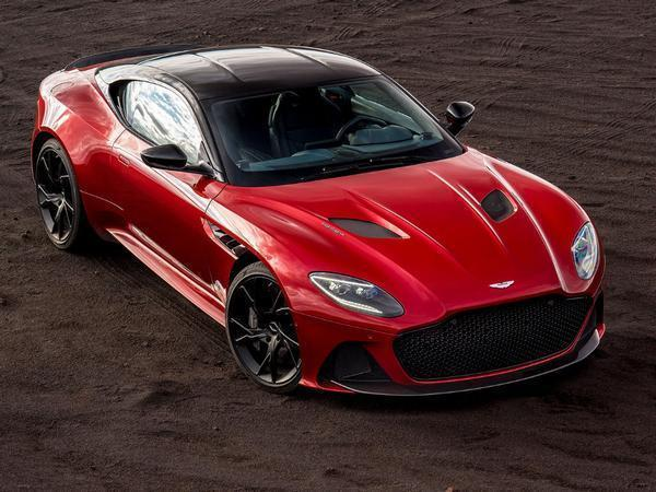 Aston Martin DBS Superleggera revealed