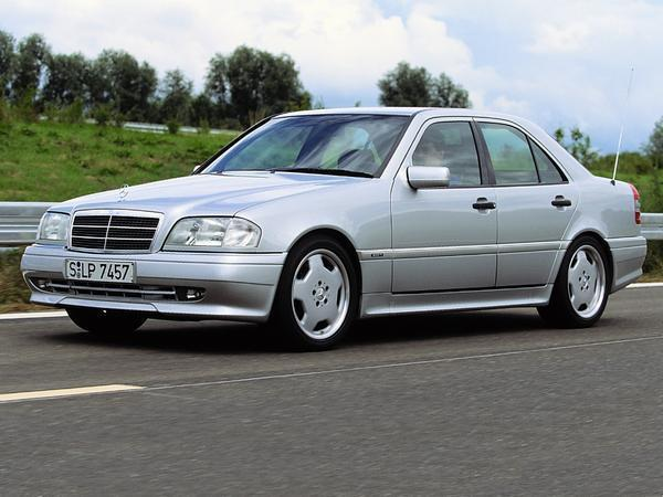 RE: Mercedes C36/C43 AMG: PH Used Buying Guide - Page 1