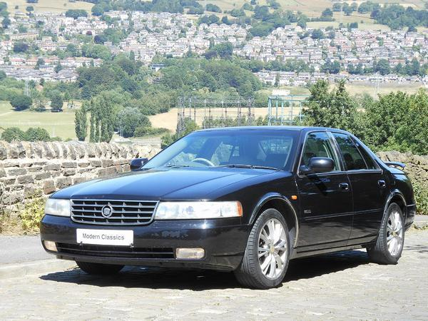 Who Makes Cadillac >> Shed Of The Week Cadillac Seville Sts Pistonheads