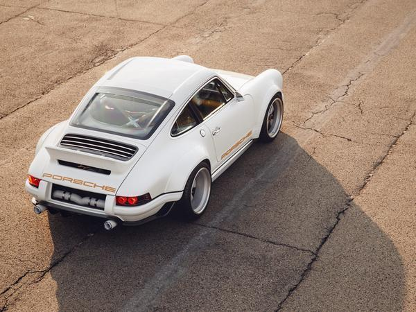 Singer Brings Its Dynamic and Lightweighting Study to Goodwood