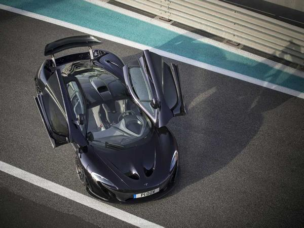 McLaren To Unveil 18 New Models, Including P1 Successor, Until 2025