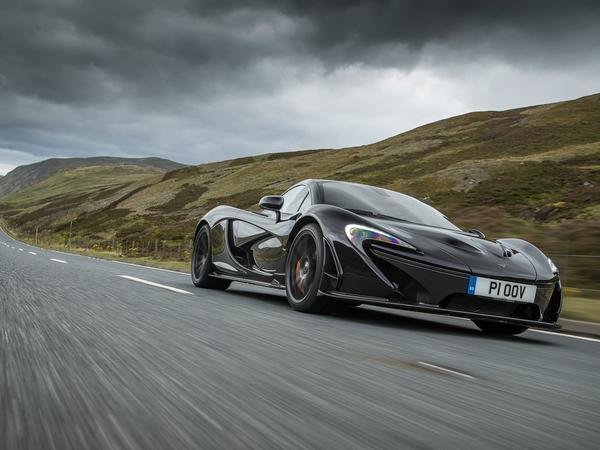 McLaren Announces $1.6B Business Plan to Go Completely Hybrid by 2025