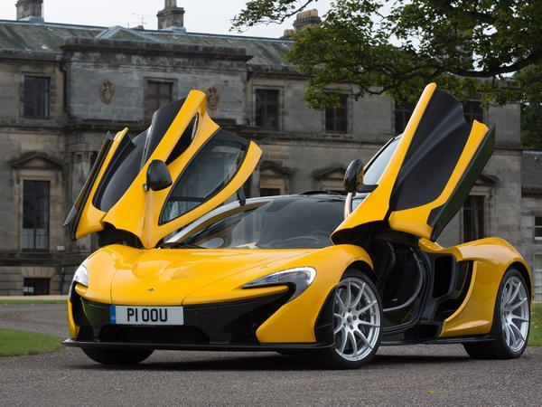 McLaren to Launch 18 New Hybrid Cars by 2025