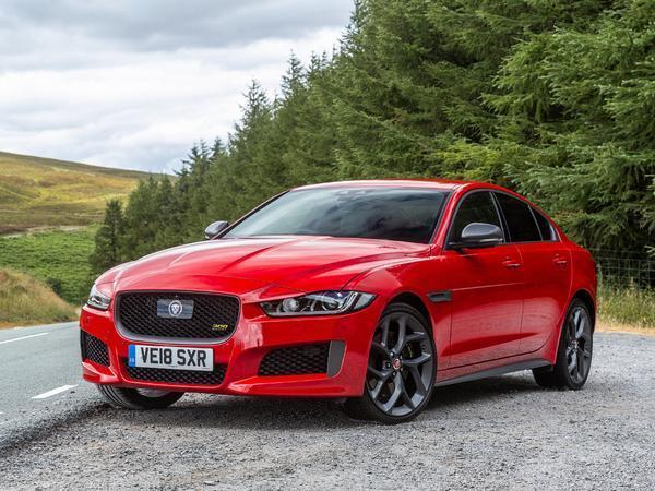 More By Luck Than Judgement, Our First Drive Of The New Jaguar XE 300 Sport  Was Bookended By Two Close Rivals, The Alfa Romeo Giulia Veloce And The ...