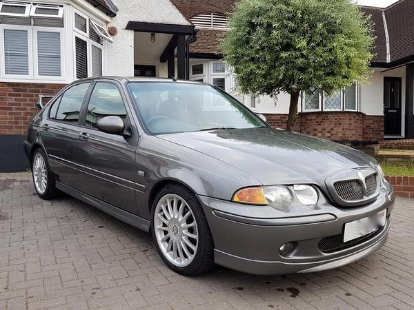 Shed of the Week: MG ZS 180   PistonHeads UK
