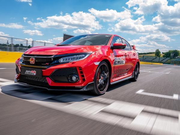 Honda ends Civic Type R challenge with five records