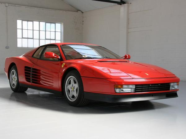 1988 Ferrari Testarossa Time For Coffee Pistonheads