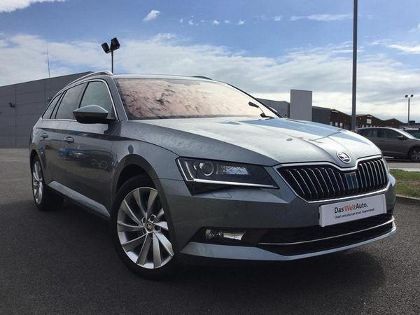 skoda superb 280 estate spotted pistonheads. Black Bedroom Furniture Sets. Home Design Ideas