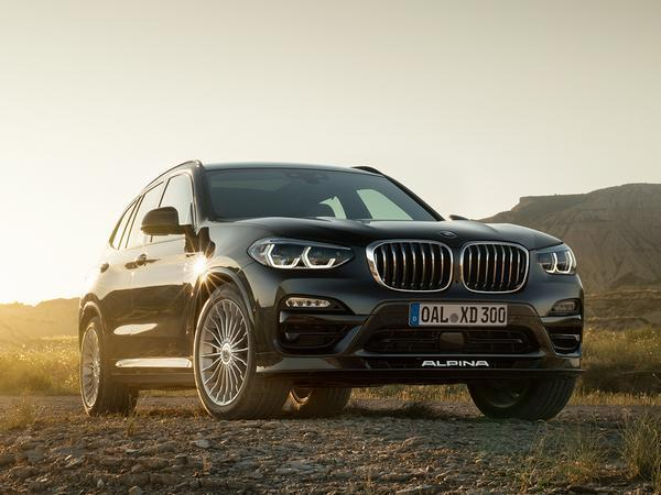 Alpina XD And XD Go On Sale With Lb Ft PistonHeads - Alpinas for sale
