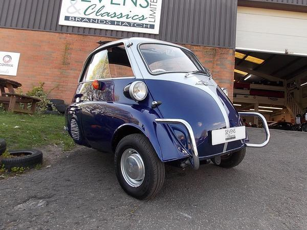 BMW Isetta: Spotted | PistonHeads